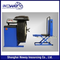 New product first Choice wheel balancer for big truck