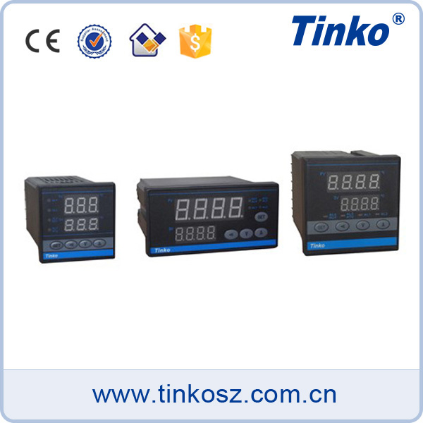 Alibaba supplier TINKO PID Fuzzy temperature controller thermostat 110V,48*48mm