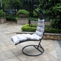 Factory Price All-Weather Comfortable Outdoor Garden Swing Chair Bed