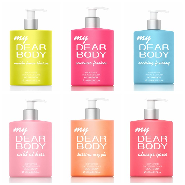 Dear Body 200ml High Quality Body Cream Body Lotion