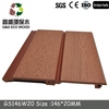 Cheapest WPC waterproof wall panel wood plastic composite decking