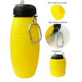 Custom logo sublimation dumbbell water bottle