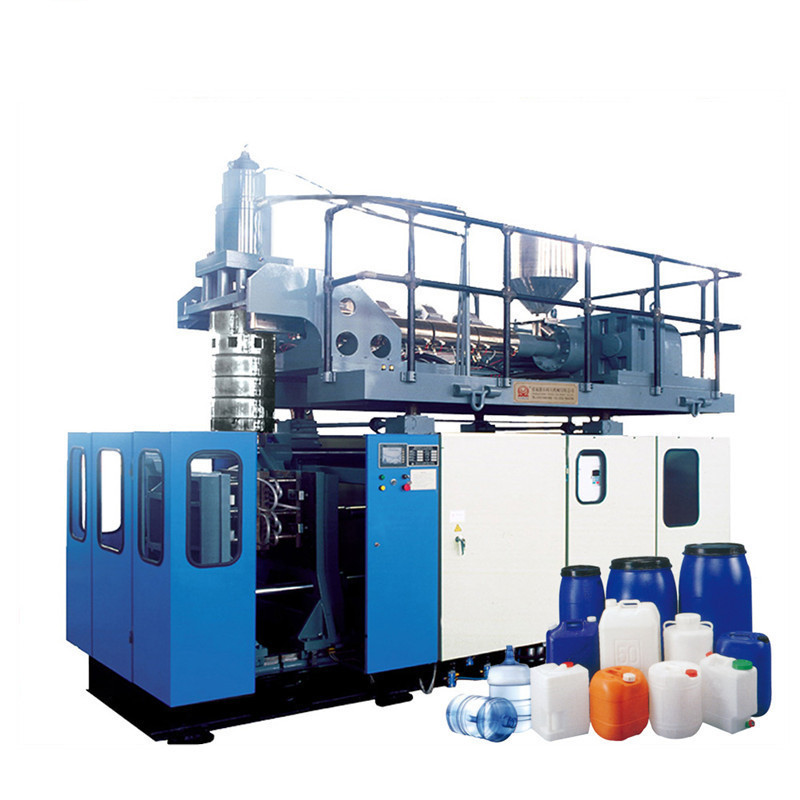 One step good price auto 5 gallon 20 liter pc hdpe abs plastic water bottle automatic extrusion blow molding /moulding machine