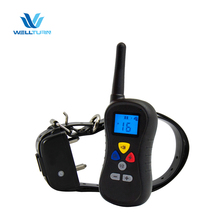 China Top Ten Selling Products Adventure Rechargeable Electronic Static Pet Remote Training Products Range Up To 300 Yard