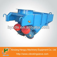 High efficiency automatic vibrating feeder machine
