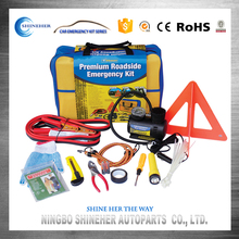 Superb With Warning Triangle Wheel Car Safety Emergency Auto Repair Safety Tools Kit