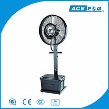 AceFog Summer hot selling remote control misting fan with water