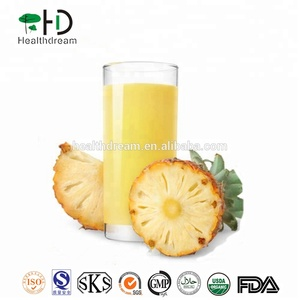 Natural Pineapple concentrate flavor juice, Lactobacillus fermented Pineapple puree ,