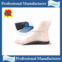 Latest molded eva foam orthotic insole for all kinds of shoes