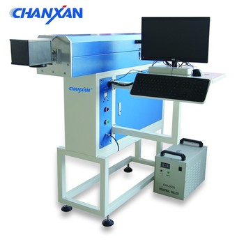 80watt CO2  laser marking machine for nonmetal with good price