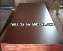 film faced shuttering building construction materials/film faced plywood