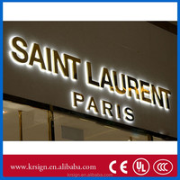 electronic led sign,illuminated letter sign