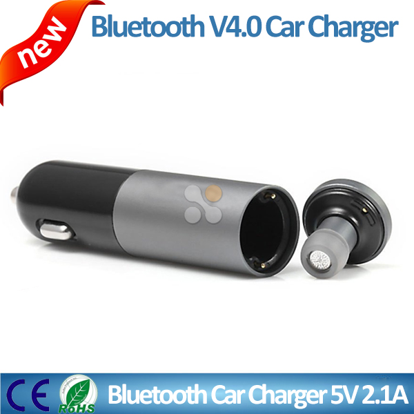 Cheap bluetooth headset usb car charger single port small consumer car mobile charger