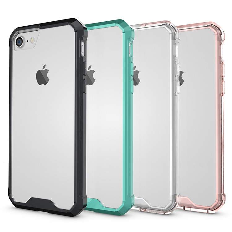 For iPhone 7 Case, Shock-Absorption Bumper Anti-Scratch Back Case Smartphone for iPhone 7