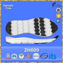 ISO Factory Free Sample EVA And TPR Shoe Soles For Sale