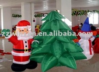 Top sale poipular Christmas products inflatable