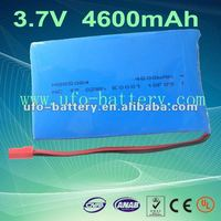 4600mAh 3 7v Rechargeable Lipo Battery