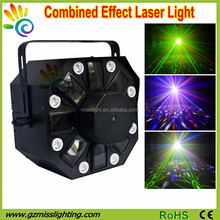 New club Disco party Combined LED Effect Laser Light