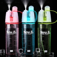 cheap plastic water bottles Travel spary bottle