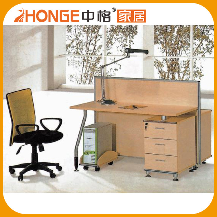 Standard Dimensions Modern Two People Chair Workstation 1000MM