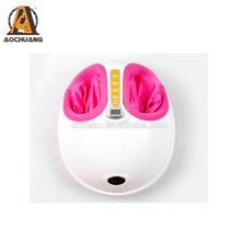 battery operated mimo mini foot spa massager