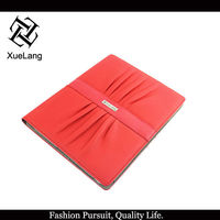 HOT Sales! High quality factory price leather stand tablet case for ipad4/3/2, for ipad 4 leather case