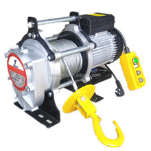 Fast Line Speed Electric mini Winch for Construction