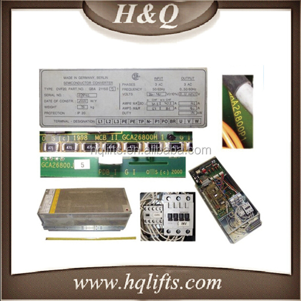 HQ Lift Frequency Inverter GBA21150D1