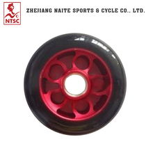 pro metal core pu wheel fashion freestyle pro stunt scooter wheel for sale