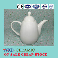 2015 stocked porcelain ceramic mini oil pot for hotel, modern ceramic mini oil pot