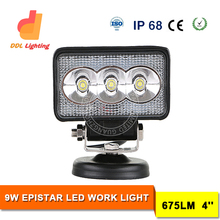 High powerful 4.5inch lights out 8160lm Flood beam arb intensity 9inch 96w led work spot light 96w led driving light for sale