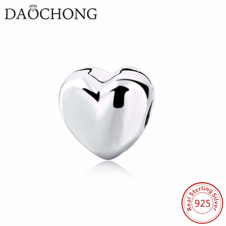 Best Selling Cheap Silver Wedding Open The Heart <strong>Charm</strong>