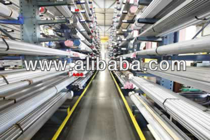 Aluminum Extrusions for Solar Panel Racking Components
