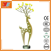 New design deer solar lights