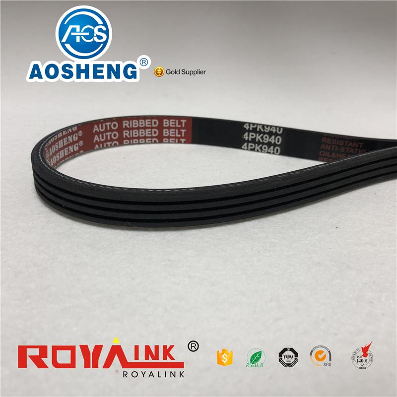 Hot selling lay-flat hose 90 degree conveyor s8m teeth auto timing belt 6PK1550