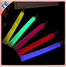 "China wholesale 6"" chemical bulk light emergency glow stick"