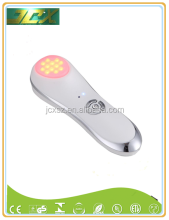 Comfortable & wrinkle & recharged 5 color Led light therapy beauty device