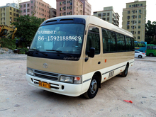 toyota coaster used bus for sale