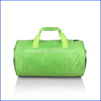 Wholesale new products waterproof folding sport travel gym duffel bag