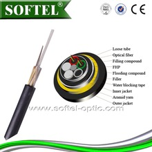 Outdoor 24 Cores Single Module G.652D ADSS Fiber Optic Cable | All Dielectric Self-Supporting Fiber optic Cable ADSS Cable