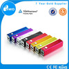 high quality rohs ce fcc Quick Charge 2.0 universal power bank 2000mah for smart phone
