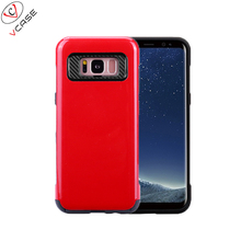 For Samsung Galaxy s8 Case, Back Cover Wallet Phone Case Credit Card for Samsung s8 Mobile Phone Case
