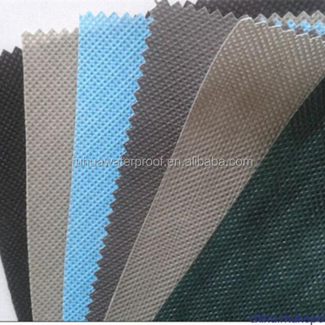 waterproof and breathable 3-ply roofing underlay