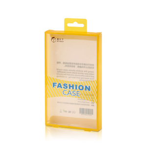 Custom Cell Phone Case Box Package,Pvc Pet Pp Packing Box For Cell Phone In China