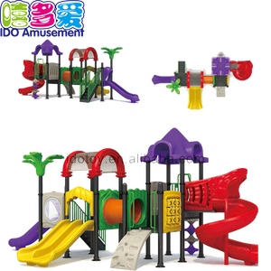 2019 High Quality Cheap Small Used Preschool Playground Equipment Children For Sale