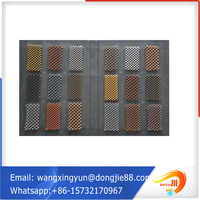 rodent-resistant expanded metal mesh/50 micron stainless steel wire mesh