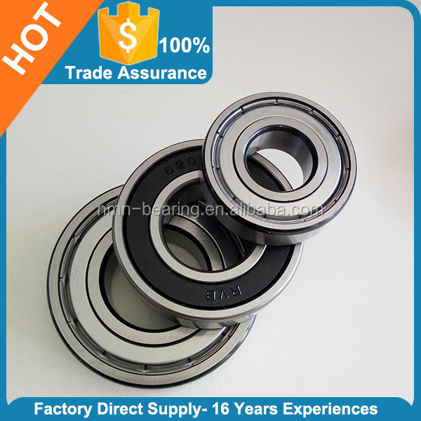 High Quality Deep Groove Ball Bearing /presses Bearing /furniture Ball Bearings made by factory