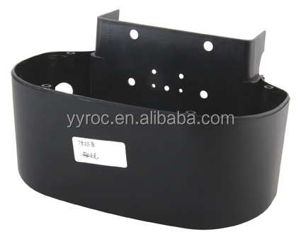 ABS injection molded plastic forklift parts