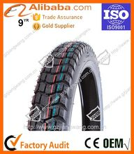 Durable China Motorcycle Tires llanta para Motocicleta 2.75*18
