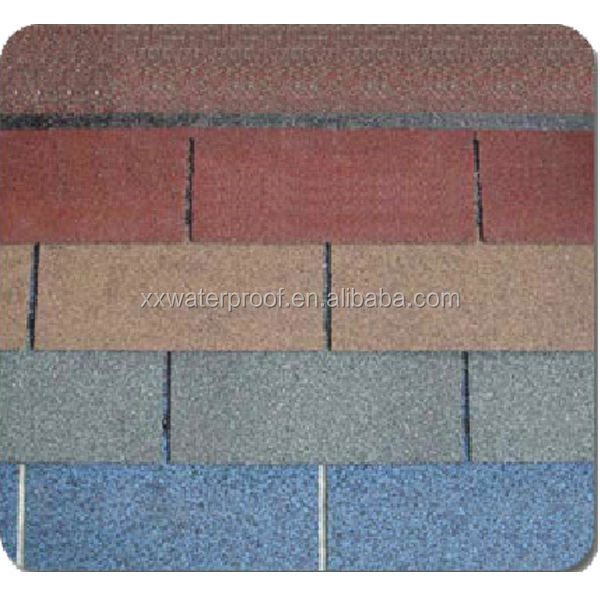 5 tab asphalt shingle